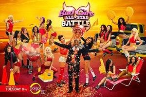 Bad Girls All-Star Battle (season 2) - Image: Bad Girls All Star Battle (season 2) cast