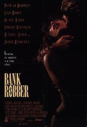 Bank Robber (film) - Movie Poster