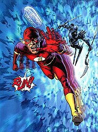 Flash (Barry Allen) - Wikipedia