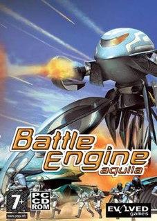 <i>Battle Engine Aquila</i> 2003 video game