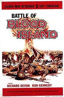 <i>Battle of Blood Island</i> 1960 film