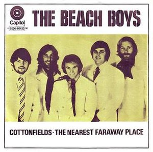Cotton Fields - Image: Beach Boys Cottonfields
