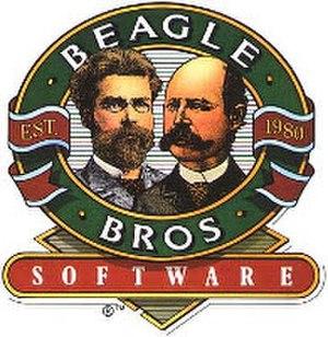 Beagle Bros - Image: Beagle Bros logo