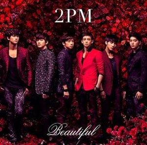 Beautiful (2PM song) - Image: Beautiful C Donlycover