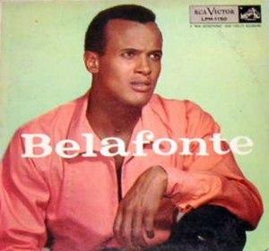Belafonte (album) - Image: Belafonte