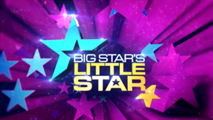 Big Star's Little Star - Image: Big Star's Little Star logo