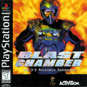 Blast Chamber - Image: Blast Chamber Coverart