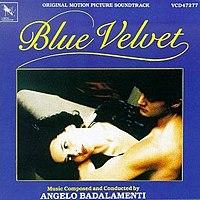 Blue Velvet (Original Motion Picture Soundtrack) cover