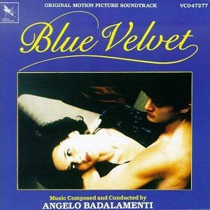 Blue Velvet (soundtrack) - Image: Bluevelvet CD