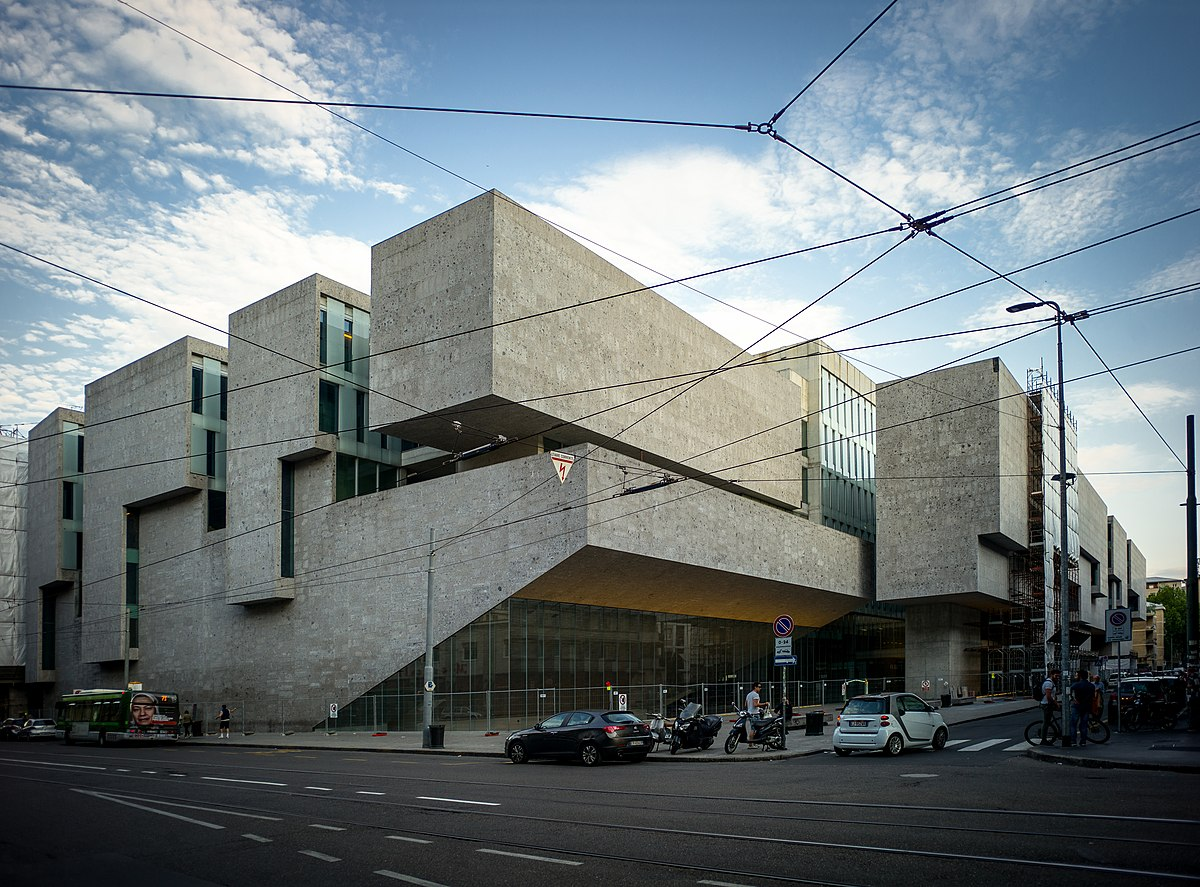 Italian Architect Bocconi University Wikipedia
