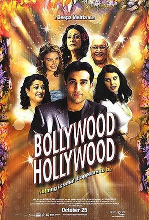Bollywood/Hollywood - Bollywood/Hollywood Promotional Movie Poster