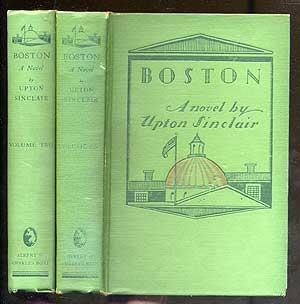 Boston (novel) - First edition
