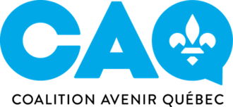 Coalition Avenir Québec - Image: CAQ Logo 2015