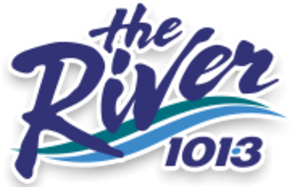 CKKN-FM - Image: CKKN the River 1013 logo