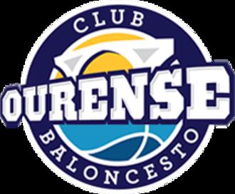 Club Ourense Baloncesto - Image: COB Basketball