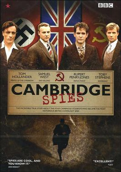Picture of a TV show: Cambridge Spies