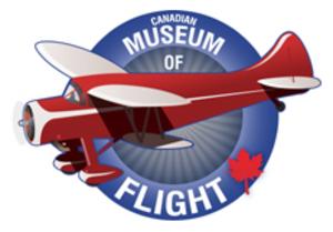 Canadian Museum of Flight - Image: Canadian Museumof Flight Logo
