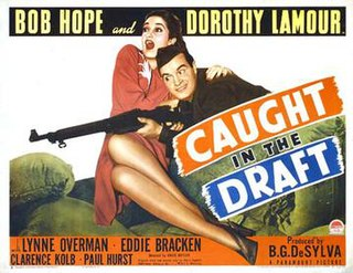 <i>Caught in the Draft</i> 1941 film by David Butler