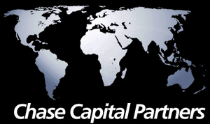 CCMP Capital - Chase Capital Partners Logo (1996-2000)