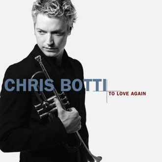 To Love Again: The Duets - Image: Chris botti to love again album cover