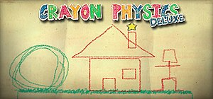 Crayon Physics Deluxe - Steam header