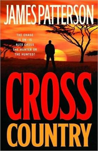 Cross Country (novel) - Image: Cross Country book cover