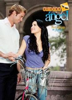 <i>Cuidado con el ángel</i>