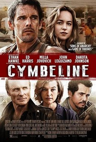 Cymbeline (film) - Theatrical release poster