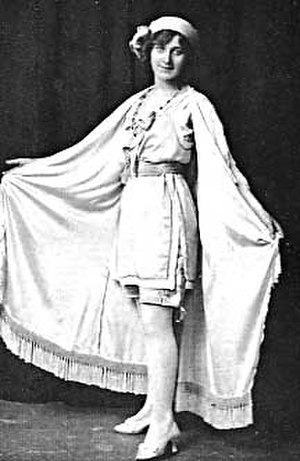 Phyllis Dare - as Peggy, 1911