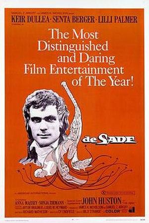 De Sade (film) - Image: De sade
