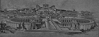 Franklin W. Smith - Artist Conception of the National Gallery