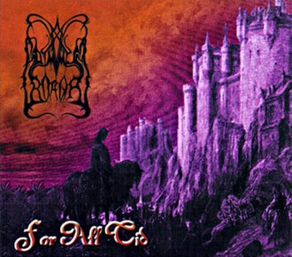 For all tid - Image: Dimmu Borgir For All Tid re release