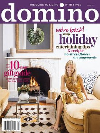 Domino (magazine) - First new issue of domino, Fall 2013
