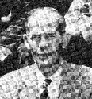 Donald Davidson (poet) - Donald Davidson in 1956