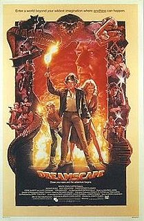 <i>Dreamscape</i> (1984 film) 1984 film