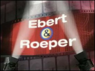 At the Movies (U.S. TV series) - Image: Ebert & Roeper