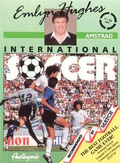 <i>Emlyn Hughes International Soccer</i> video game