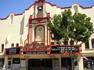 Antioch, California - El Campanil Theatre