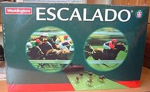 Escalado - Escalado board game