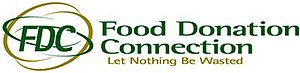 Food Donation Connection - Image: FDC Official Logo
