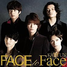 Face to Face (KAT-TUN song) - Wikipedia bc57dfd08c