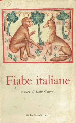 Italian Folktales - First edition