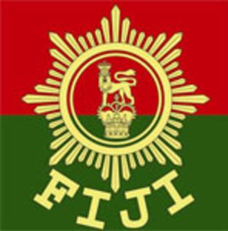 Republic of Fiji Military Forces - Cap badge of the Republic of Fiji Military Forces