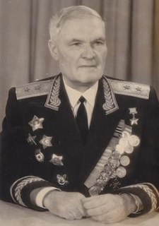 Soviet lieutenant general