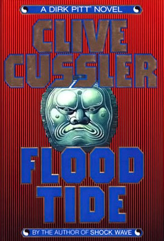 Flood Tide (novel) - Hardcover first Edition
