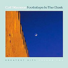 Footsteps in the Dark - Greatest Hits, Vol. 2 (Cat Stevens album - cover art).jpg