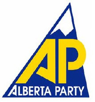 Alberta Party - Image: Former Alberta partylogo 1998to 2009