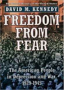 Freedom From Fear - The American People in Depression and War.jpg