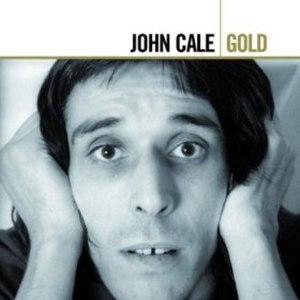 The Island Years (John Cale album) - Image: Gold John Cale