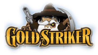 Gold Striker - Image: Gold Striker (CGA) Logo
